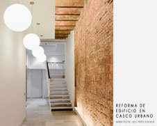 Reforma en Casco Antiguo 2012